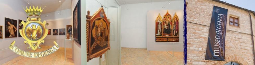 Il Museo cittadino di Genga